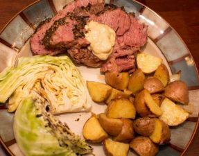 Corned Beef and Cabbage - Our Kind of Wonderful