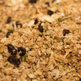Homemade Granola - Our Kind of Wonderful