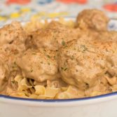Swedish Meatballs - Our Kind of Wonderful