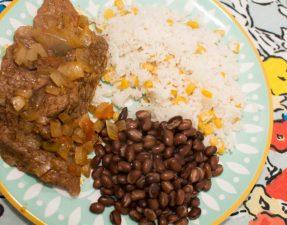 Crock Pot Carne Asada - Our Kind of Wonderful