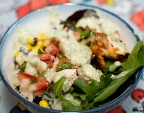 Chicken Burrito Bowls - Our Kind of Wonderful