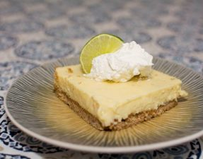 Key Lime Pie Bars - Our Kind of Wonderful