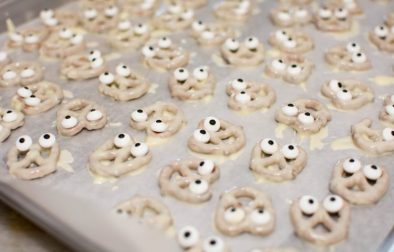 Ghost Pretzels - Our Kind of Wonderful