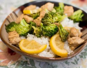 Chicken, Broccoli, and Lemon Stir Fry - Our Kind of Wonderful