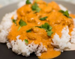Indian Butter Chicken - Our Kind of Wonderful