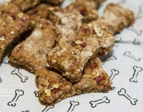 Cranberry Dog Treats - Our Kind of Wonderful
