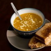 Apple and Butternut Squash Soup - Our Kind of Wonderful