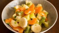 Easy Fruit Salad - Our Kind of Wonderful