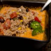 Jalapeno Popper Chili - Our Kind of Wonderful