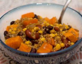 Vegan Chili - Our Kind of Wonderful